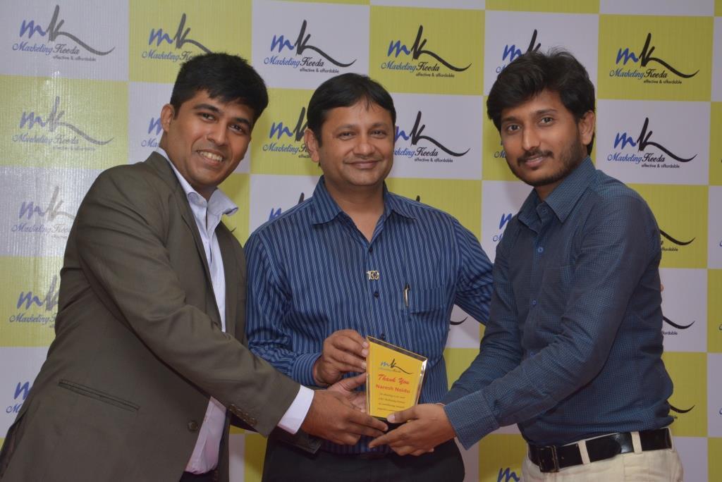 Marketing-Keeda-Award-Lokesh-Patil-Naresh-Naidu