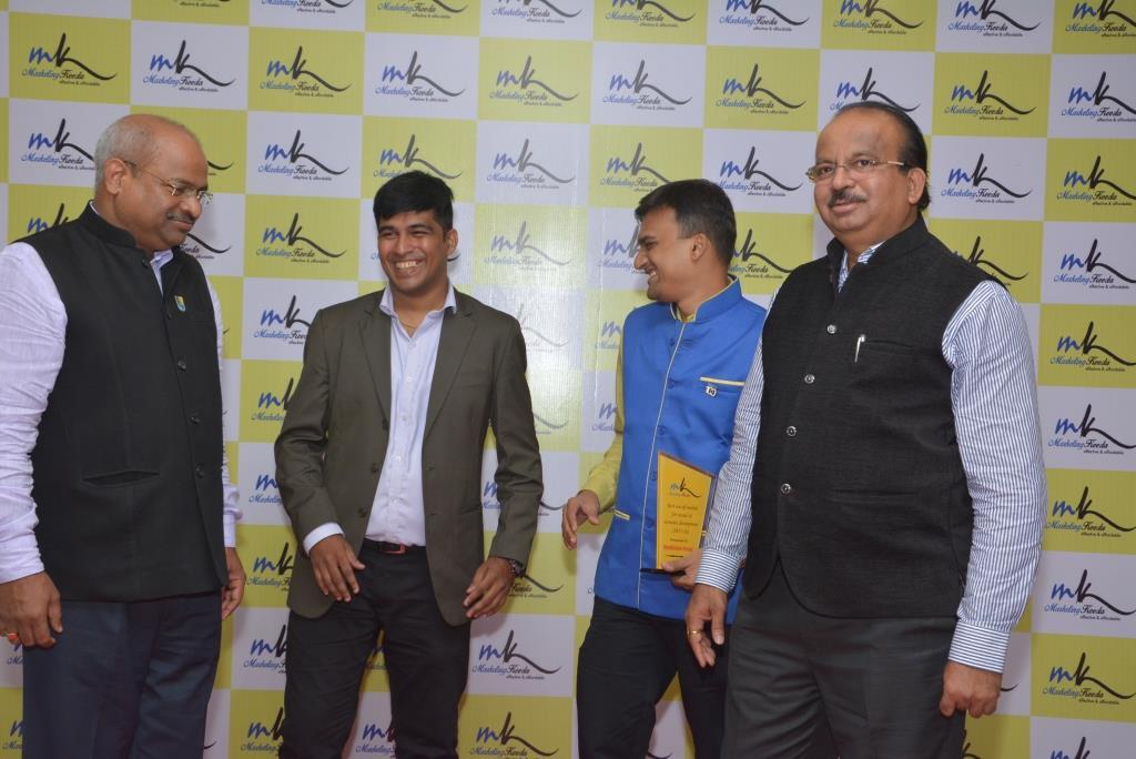 Marketing-Keeda-Award-Sachin-Biyani-Sunil-Patodia-Deepak-Chaudhari