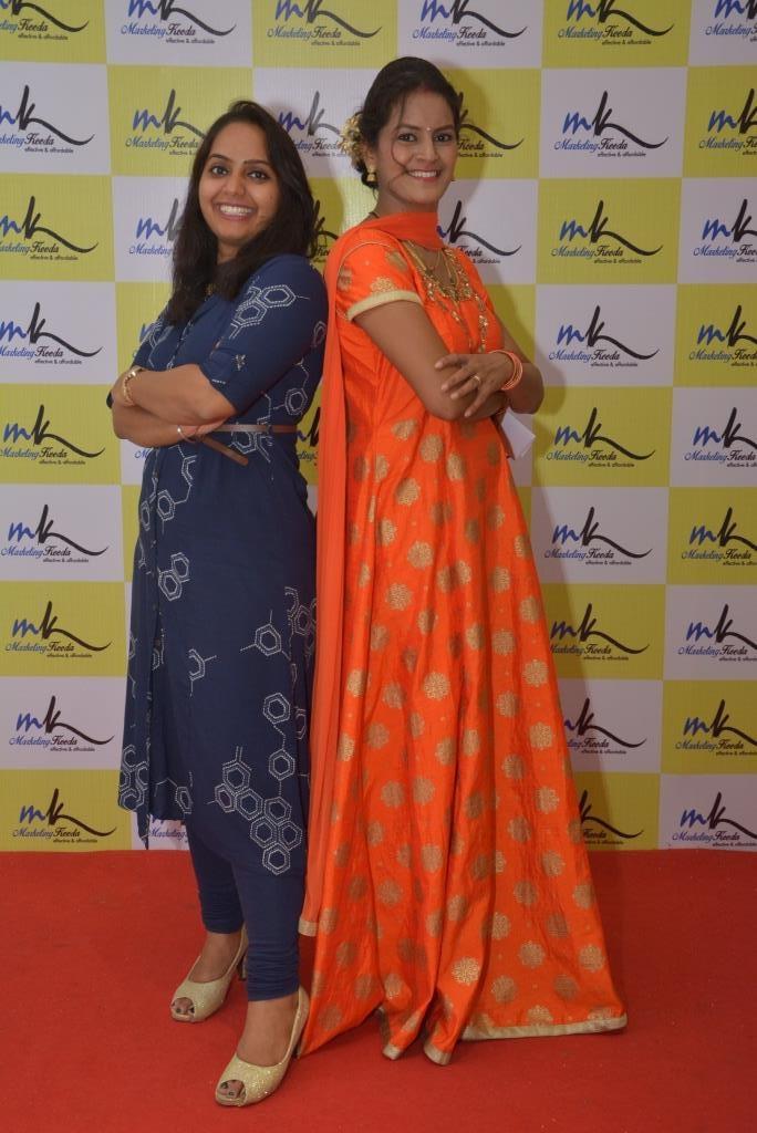 Marketing-Keeda-Dipali-Salian-Rupali-Client-Appreciation-Award