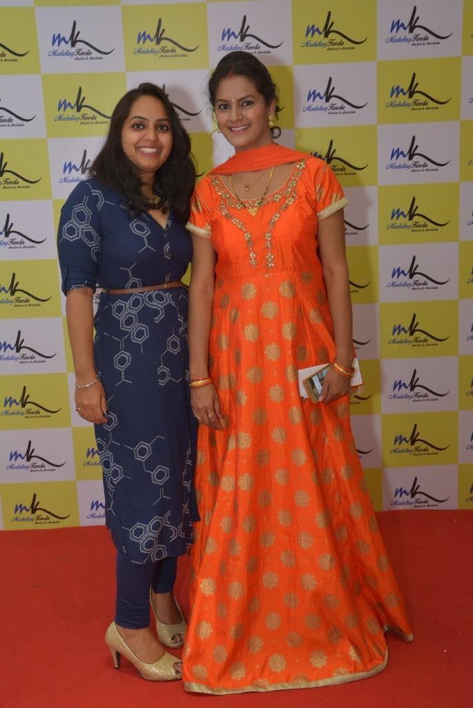 Marketing-Keeda-Rupali-Singh-Dipali-Salian-Appreciation-Award