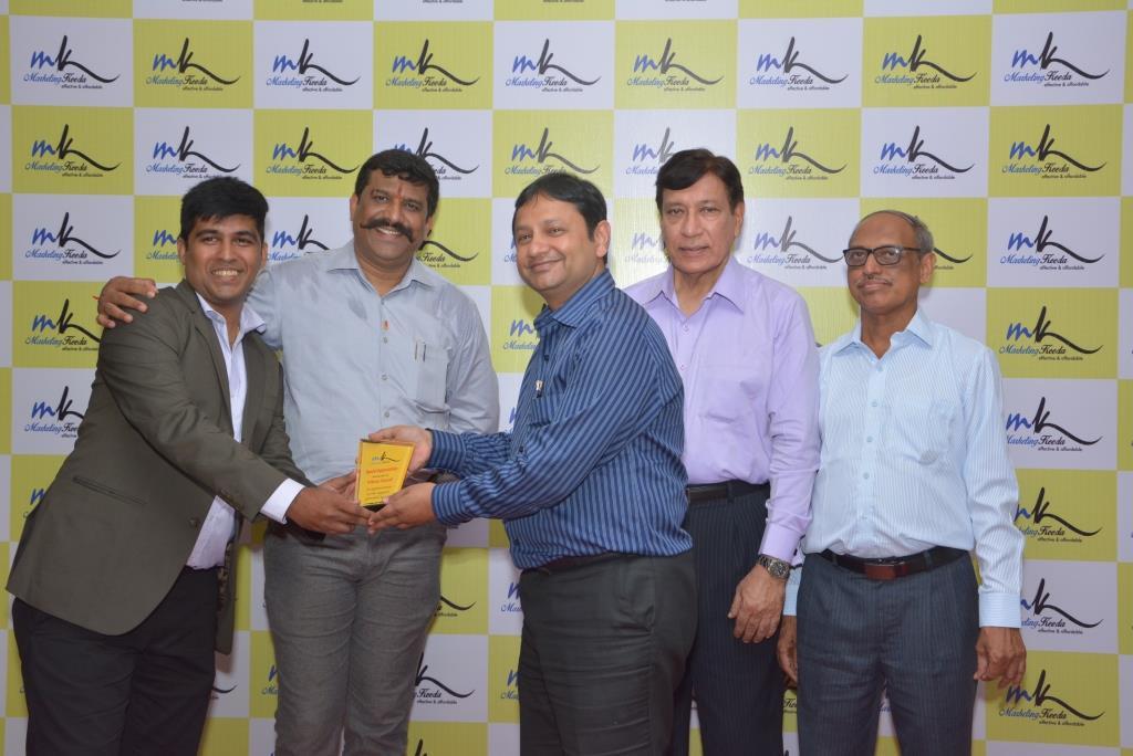 Marketing-Keeda-Vikas-Saraf-Appreciation-Award